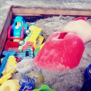 Anarchie im Sandkasten